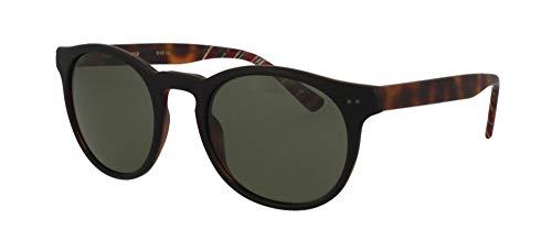 Etnia Barcelona Gafas de Sol TRASTEVERE SUN BLACK/GREY GREEN HD 51/21/150 unisex