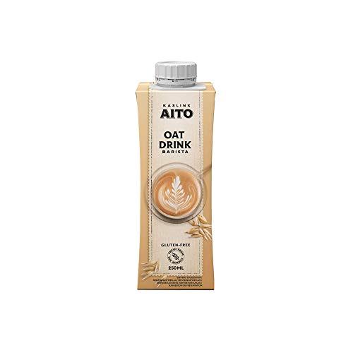 Aito Barista Hafer Drink klein vegan foamable Hafermilch 250ml 15 Pack