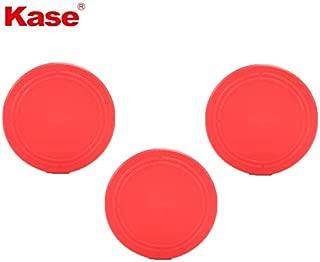 3 Pack Kase K8 Lens Caps for K8 / K100 Slim 100mm Filter Holder