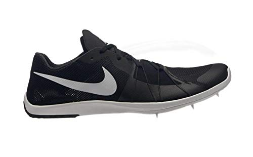 Nike Zoom Forever XC 5, Chaussures de Fitness Mixte Adulte, Multicolore (Black/Summit White/Oil Grey...