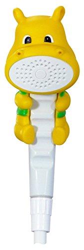 Caoutchouc Duckie & Friends Rdnf-d Baguette de douche et de bain pour enfants