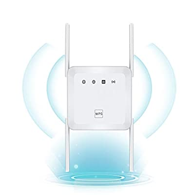 1200Mbps WiFi Range Extender Wireless Signal Re...