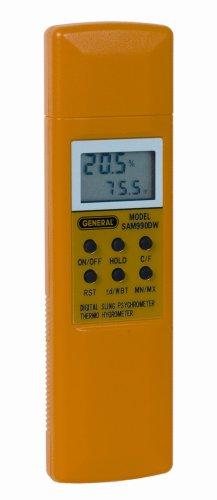 General Tools SAM990DW Psychrometer -