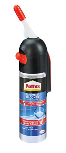 Pattex Spender Schimmel-Blocker Aktiv-Silikon manhattan, PFSSM