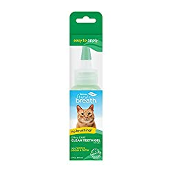 Tropiclean Fresh Breath Dental Gel for Cats