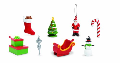 Safari Ltd Designer TOOBS Christmas