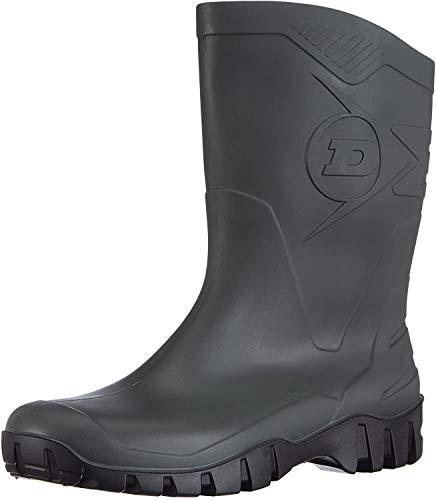 Dunlop Dunlop Gummistiefel DUK680211 Herren Stiefel, grün(groen), 46 EU (12 UK / 13 US)