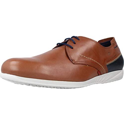 Fluchos Zapatos F0519 para Hombre Marrón 42 EU
