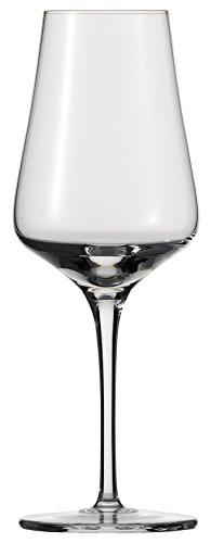 Schott Zwiesel 7544277 Fine Boîte de 6 Verres à Pieds Cristal Transparent 7,5 x 7,5 x 20,7 cm 29 cl
