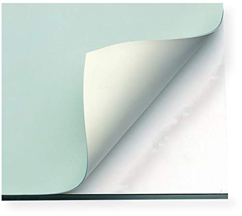 Alvin, VYCO, Board Cover, Stain Resistant and Self Sealing, Green/Cream Sheet - 24 x 36 Inches