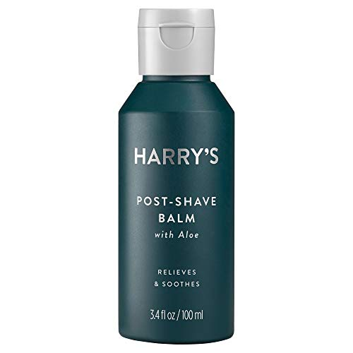 Harry's Men's Post Shave Balm With Aloe - 3.4oz