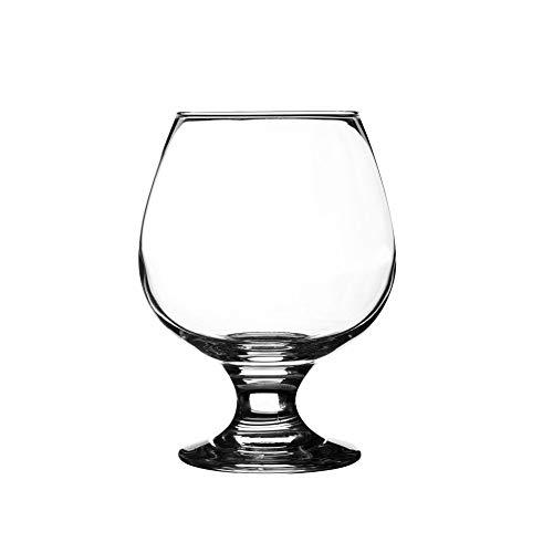 Ravenhead Essentials - Set di 2 Bicchieri da Brandy, 39 cl Confezione da 2 Bicchieri da Brandy da 39 cl. Trasparente.