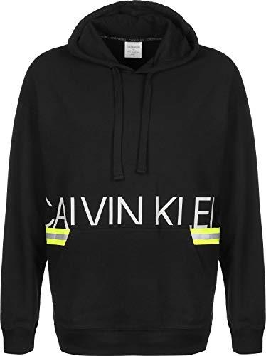 Calvin Klein Heren L/S Hoodie Functioneel ondergoed (2-delige verpakking)