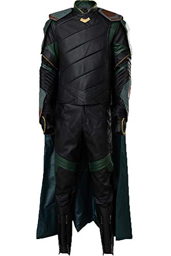 Loki Costume Cosplay