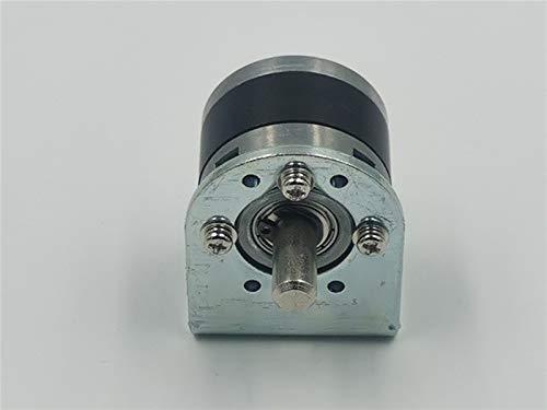 Wusfeng LHongBin-Motor DC Caja de Engranajes para 540 545 550 555 3650 Dip DIY DIY, Motor de Engranajes planetario de 36 mm, Amplia Gama de Aplicaciones
