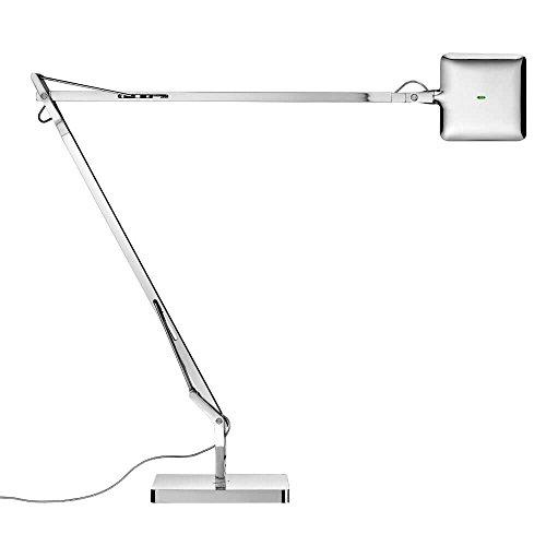 Flos Kelvin Led Base Tischlampe Poliertes Aluminium 220 Volt
