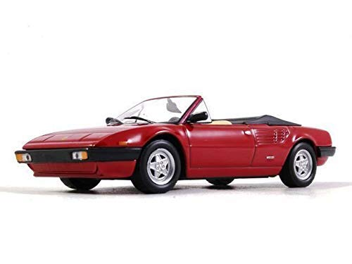 Ferrari Mondial Cabriolet Red 1:43 Scale Diecast Model Sports Car 1980 Year