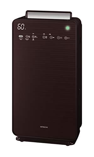 日立 加湿空気清浄機 ~48畳 自動おそうじ機能付き PM2.5対応 ニオイ脱臭 EP-NVG110 T