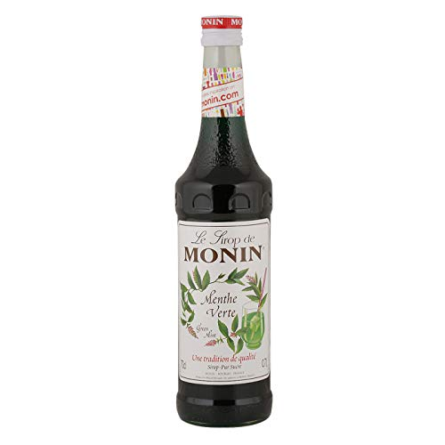 Monin Premium Green Mint Syrup 700 ml