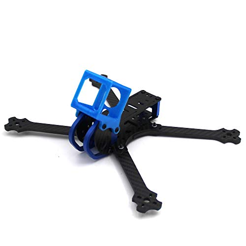 """Cobra HX5 230 230mm 5"""" HX6 265mm FPV Racing Drone Quadcopter Frame FPV Freestyle Frame Camera Mount for Rooster 230 (HX6 with gopro seat)"""