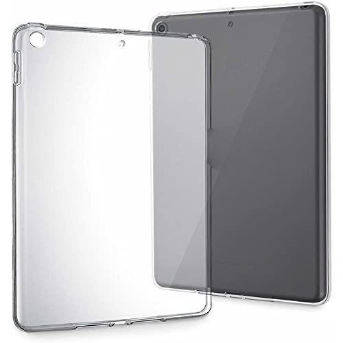 mtb more energy® Funda para Apple iPad Air 2020 (4ª generación de 10,9 pulgadas), transparente, flexible, TPU