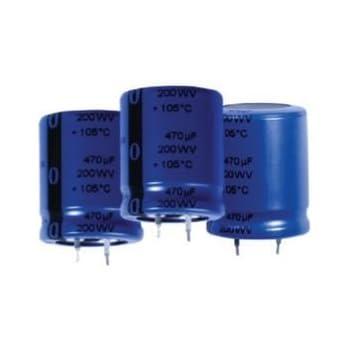 Electrolytic Capacitor 2200uF 63V 85C snap-in