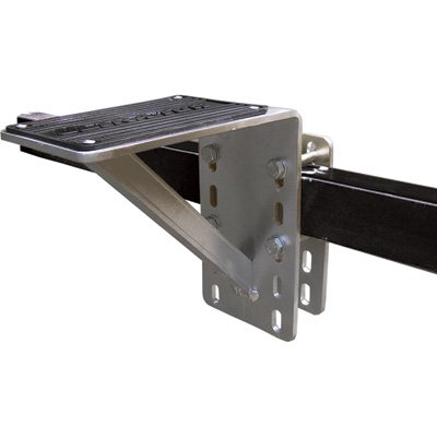 Ultra-Tow Universal Aluminum Trailer Step, Model Number FTF-01ATS