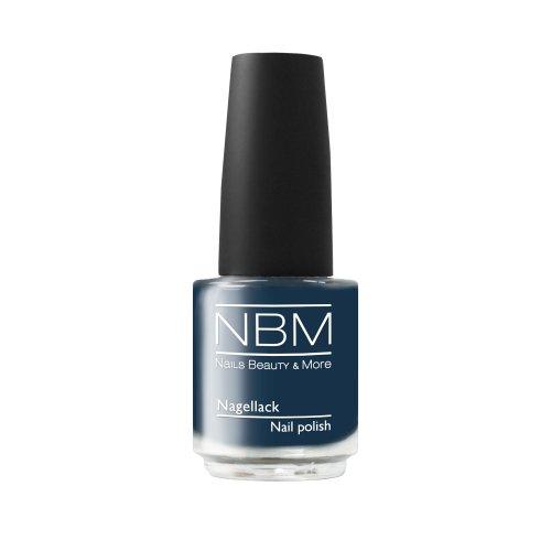 NBM Smalto per unghie, Blu Revel numero 138 14 ml