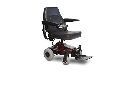 Shoprider Jimmie Power Chair with Black Seat