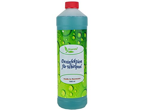 Biopretta Whirlpoolsystem Whirlpool Desinfektion Reiniger KONZENTRAT 2x1L=2000ml