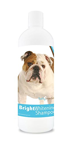 Healthy Breeds Dog Whitener Shampoo For Bulldog