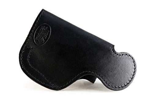 JM4 Tactical Magnetic Concealed Holster | Black Right Hand XL Short w/Laser Original | Fits Firearms as G19 W/Crimson Trace | G43 w/TLR6 | XDS w/Crimson Trace & More!