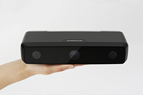 Newest EinScan SE Desktop 3D Scanner - Dual-Mode Fixed and Auto Scan 0.1 mm Accuracy