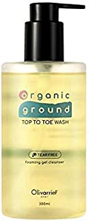 Top To Toe Wash, pH 5.5 Acidic Mild and Gentle Shampoo&Bath All-in-one, Tear Free, Dermatest Excellent grade, Plant-derive...