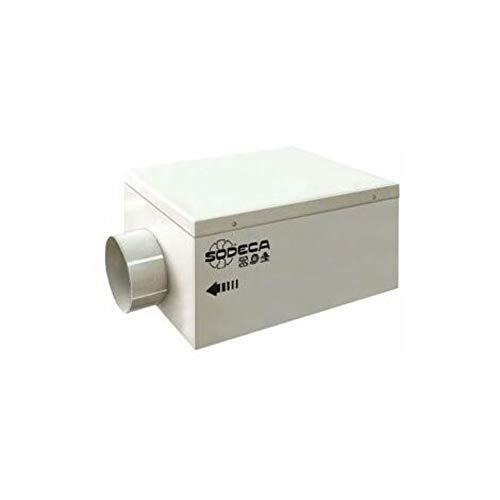 Sodeca 1021262 Extractor helicoidal, Beige