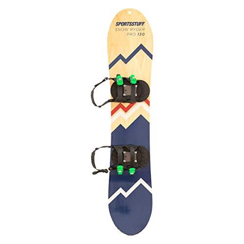 SportsStuff Snow Ryder PRO Hardwood Snowboard Now $50.78 (Was $81.99)