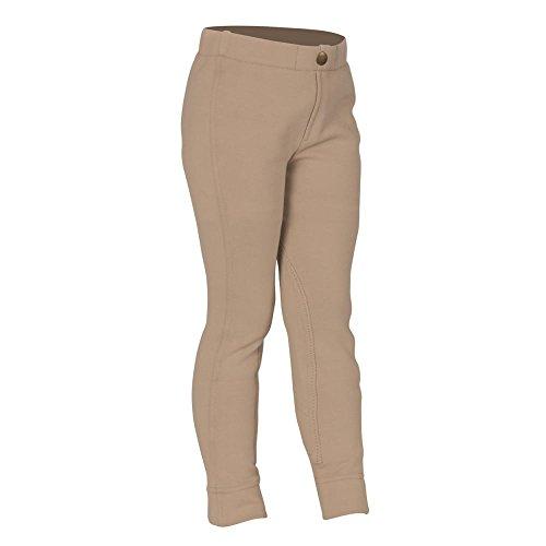 Pantalones de montar a caballo tipo Wessex de Shires para niños