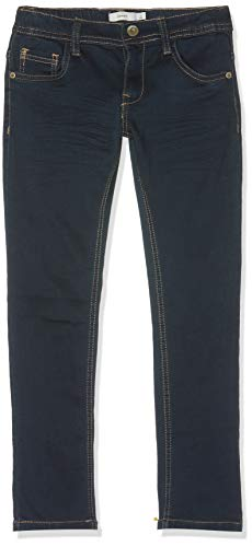 NAME IT Jungen Jeans NKMROBIN DNMTHAYER 3157 SWE Pant NOOS, Blau (Dark Blue Denim), (Herstellergröße:122)