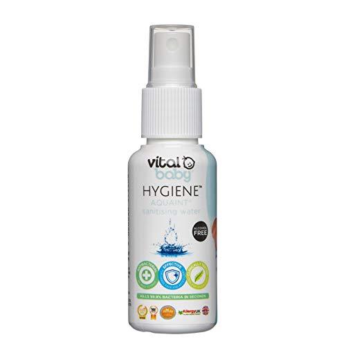 Vital Baby Aquaint Eau Nettoyante et désinfectante 50 ml