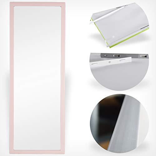DRULINE Türspiegel Wandspiegel Spiegel Ganzkörperspiegel schrankspiegel Ankleidespiegel Dekoration Hängend | Schlafzimmer Wohnzimmer...