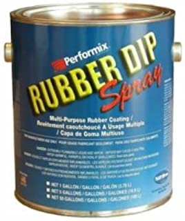 Plasti Dip - Rubber Dip Spray - Gallon - Glossifier