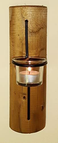 Dallaknaller 1 STK,Wandkerzenhalter,Kerzenständer,Wandleuchter,H 1030 Design,Teelicht wählbar...