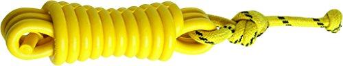 HUNTER Spielzeug für Hunde A057213Knoten, mit cordicellavollgomma unterteilt, 18cm