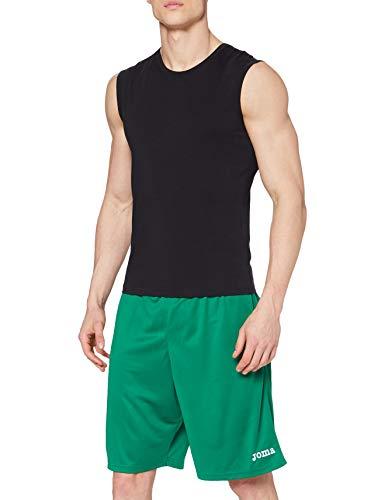 Joma 100051.450 Bermuda Sportswear, Vert, FR (Taille Fabricant : XL)
