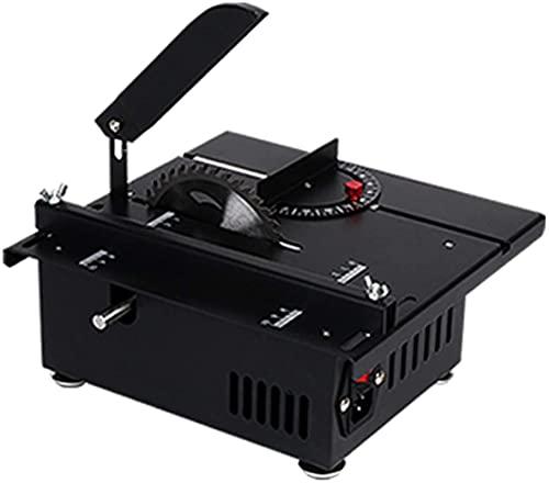 Sega da tavolo portatile da banco , Sega da tavola piccola, piccola tavola multifunzionale per la lavorazione del legno sega, p