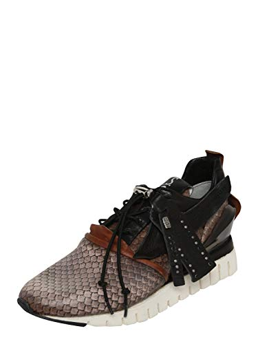 A.S.98 Damen Sneaker Low Denastar braun 40