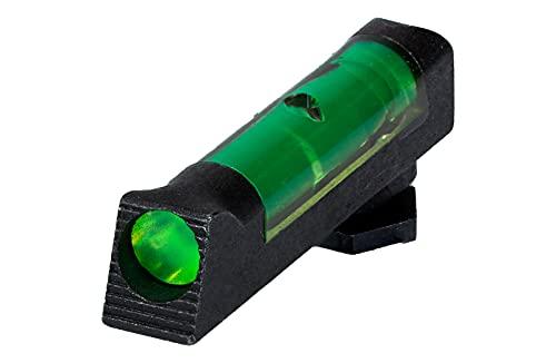 HIVIZ Glock Overmolded Fiber Optic Tactical Front Sight (Green)