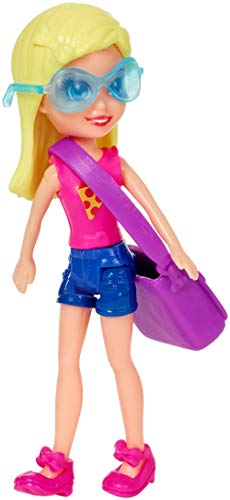 Polly Pocket Muñeca Aventura de Picnic, Set 1