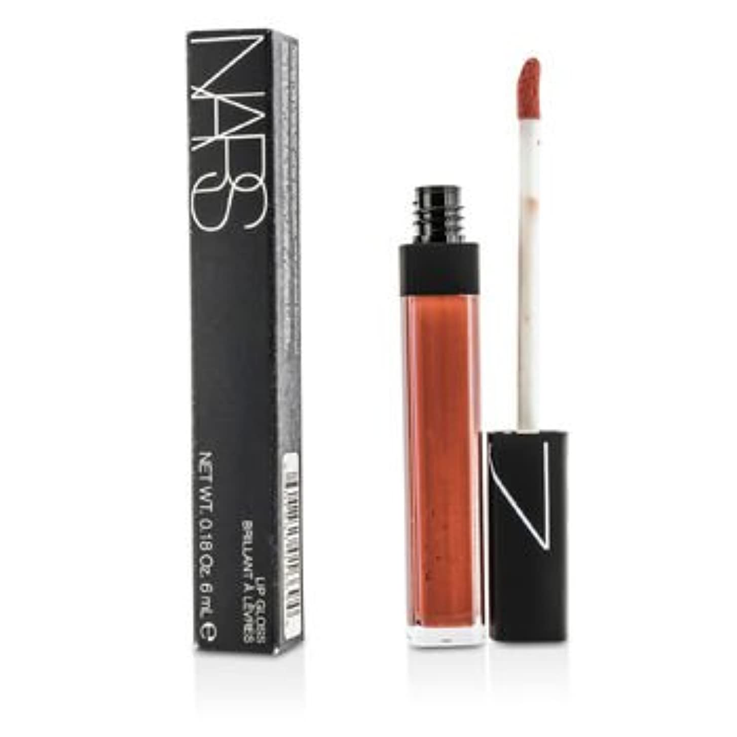 進捗より良い背骨ナーズ Lip Gloss (New Packaging) - #Stolen Kisses 6ml/0.18oz並行輸入品