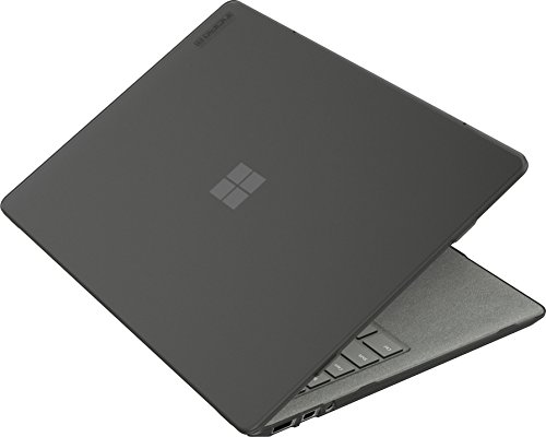 Incipio Cover for Microsoft SurfaceLaptop –Microsoft Certified Laptop Sleeve [Light & Thin | Non-Slip Feet | Soft Touch Coating] smoke 0